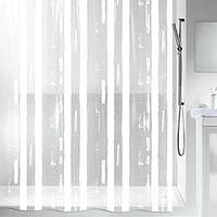 Spirella Шторка для ванной виниловая Spirella PAINTING белая (10.20148)