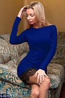 Платье  (42-44, 44-46) — трикотаж купить оптом и в розницу в одессе  7км