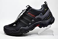 Мужские кроссовки в стиле Adidas Terrex Swift Gore-Tex, Black