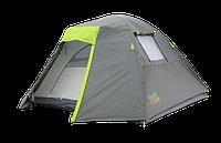 Распродажа!Палатка четырехместная Green Camp 1013-4