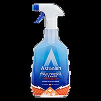 Отбеливающее средство для раковин, ванн, плитки ASTONISH Multi Surfece Cleaner with bleach, 750 мл