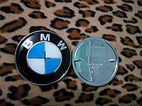 Эмблема BMW  83 мм в сборе
