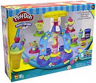"Игровой Набор Hasbro Play-Doh ""Фабрика Мороженого"" Ps"