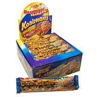 КОЗИНАК АРАХИСОВЫЙ с мёдом / коробка 20шт по 50г