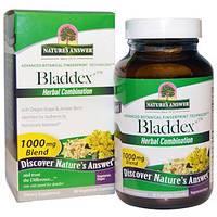 Nature's Answer, Пищевая добавка Bladdex, 1000 мг, 90 растительных капсул