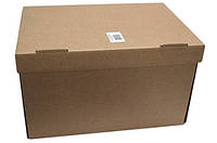 Короб для архивации картонный 380*270*240