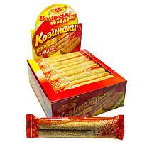 КОЗИНАК КУНЖУТНЫЙ с мёдом / коробка 20шт по 50г