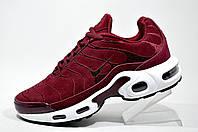 Женские кроссовки Nike Air Max TN Plus, Бордовые