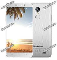 """Смартфон Blackview A10 белого цвета, 2Gb/16Gb, 5.0"""", 2800mAh + Бампер."""