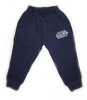 Детские брюки спортивные для мальчика на манжетах, фото 1