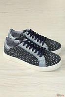 Синие кроссовки для девочки (39 размер)  Asso 2126000271320