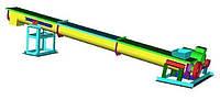 Винтовой (шнековый) транспортер, технологии, технические решения; производство оборудования, линий, установок,
