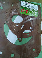 Набор прокладок заднего моста трактора ЮМЗ резина