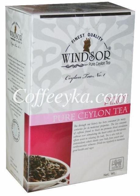 Чай чёрный Windsor Pekoe 200 гр