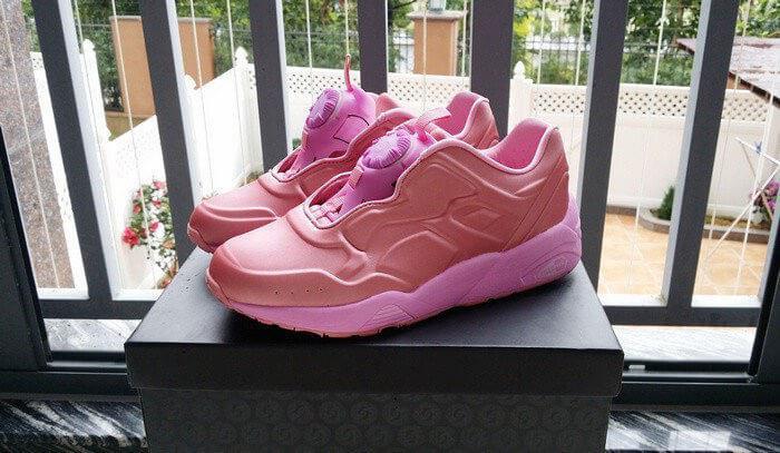 Puma Disc Blaze Pink. Puma кроссовки.Стильные кроссовки. Женские кроссовки пума.