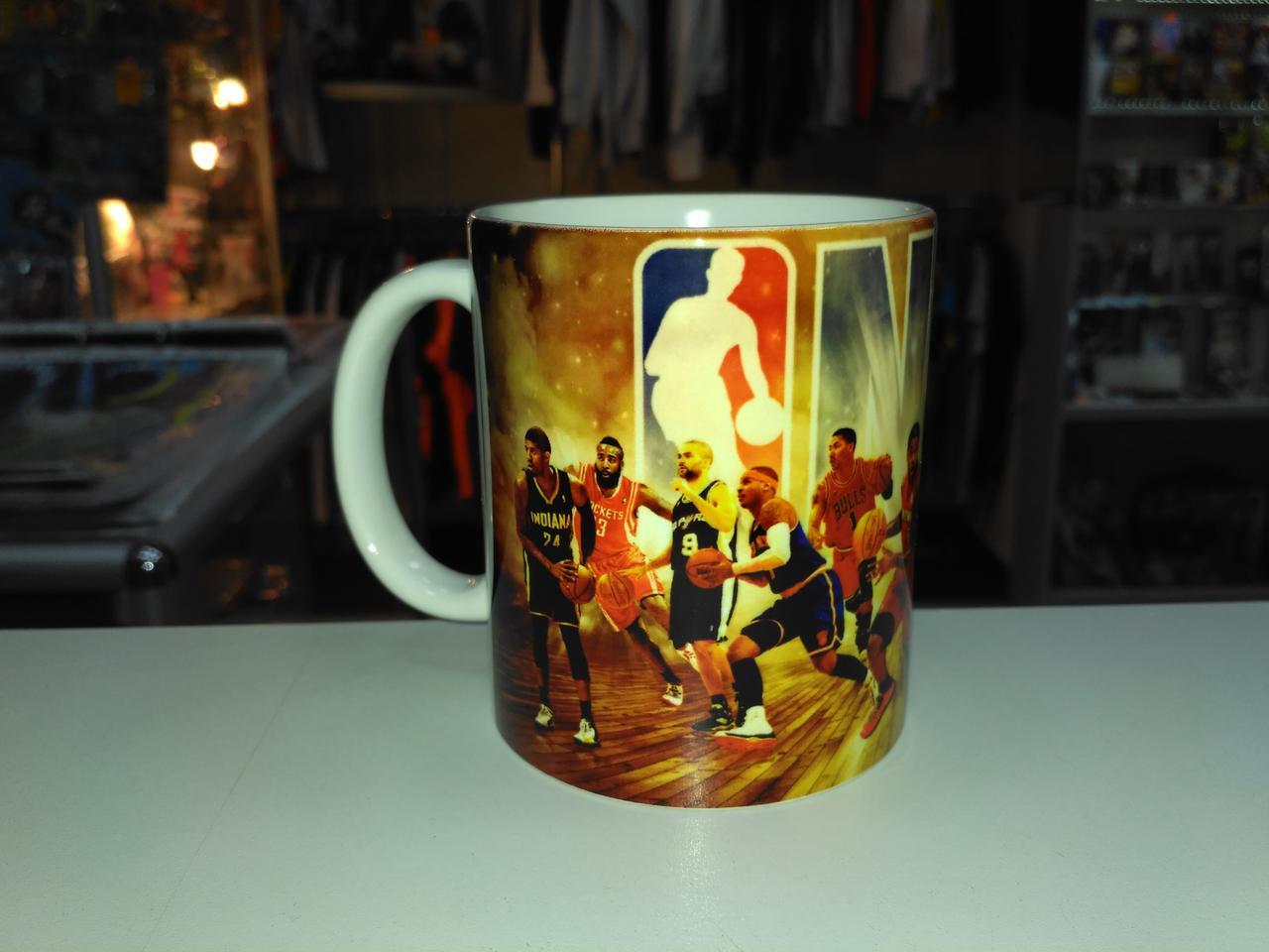 Чашка Баскетбол