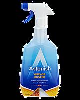 Средство для уборки кухонной мебели и поверхностей ASTONISH Grease Off, 750 мл
