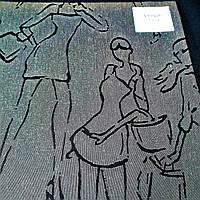 Тканина для віконних ролет People Gray