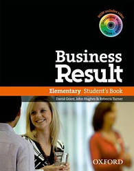 Business Result Elementary Student's Book with DVD-ROM and Interactive Workbook