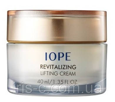 Крем с эффектом лифтинга IOPE Revitalizing Lifting 40мл