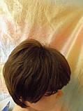 Парик каскад из канекалона темно-русый 5089-8, фото 8