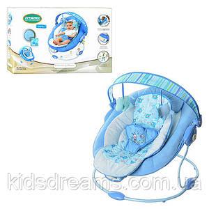 Детский шезлонг-качалка 60682-1