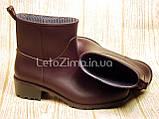 Резиновые ботинки для женщин и девушек р.36-41, фото 3