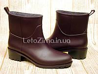 Резиновые ботинки для женщин и девушек р.36-41, фото 1