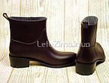 Резиновые ботинки для женщин и девушек р.36-41, фото 5