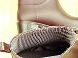 Резиновые ботинки для женщин и девушек р.36-41, фото 7