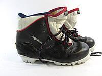 ffe10f418ab2 Ботинки лыжные ALPINA ALPITEX NNN, кожа, Утепленные, 21.5 см, Отл сост!