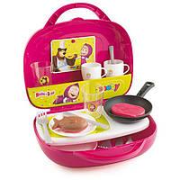 Игровая детская кухня Маша и Медведь Smoby 310601