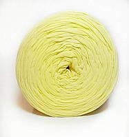 Трикотажная бобинная пряжа лимонный