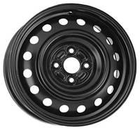 Стальные диски Steel Kapitan R17 W7 PCD6x139.7 ET14 DIA106.1 (black)