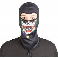 CTSmart полная защитная маска с рисунком черепа для велоспорта 028E