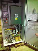Шкаф запуска ГТД подключён и готов к испытаниям.