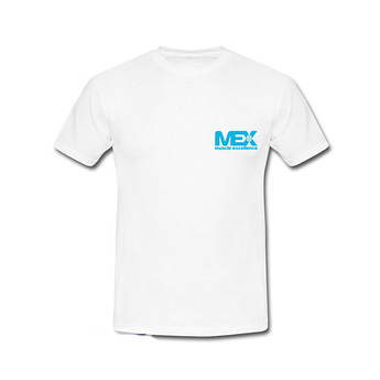 White T-Shirt / Белая футболка