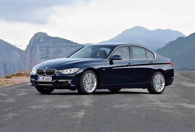 Лобовое стекло BMW 3 F30/F31 седан/универсал (2012-)
