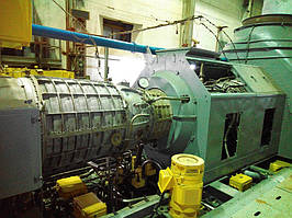 Общий вид газотурбинной установки