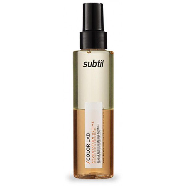 DUCASTEL Subtil Color Lab Hydratation Double Elixir Haute - Двойной эликсир для увлажнения сухих волос, 150 мл