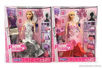 Кукла 81050 А 2 вида, с аксессуарами