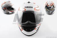 """Шлем-интеграл """"YAMAHA"""" XL, XXL, фото 1"""