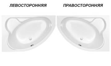 Ванна CERSANIT Kaliope, фото 2