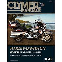 Clymer Harley-Davidson Flh-Flt Touring Series