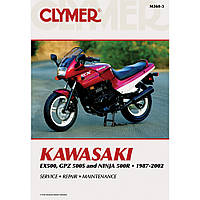 Clymer Kawasaki Ex500,Gpz 500S & Ninja 500R 1987-2002 M360-3