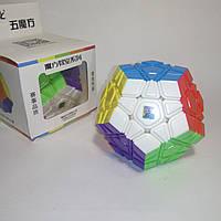 Головоломка Мегаминкс цветной Moyu MF (MoFangJiaoShi) Color, фото 1