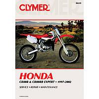 Clymer Honda Cr80r & Cr80rb Expert 1996-2002 M435
