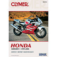 Clymer Honda Cbr600f4 1999-2006 M445-2