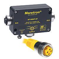 Maretron Mini Powertap Female W/ Fuse & Led Diagnostics
