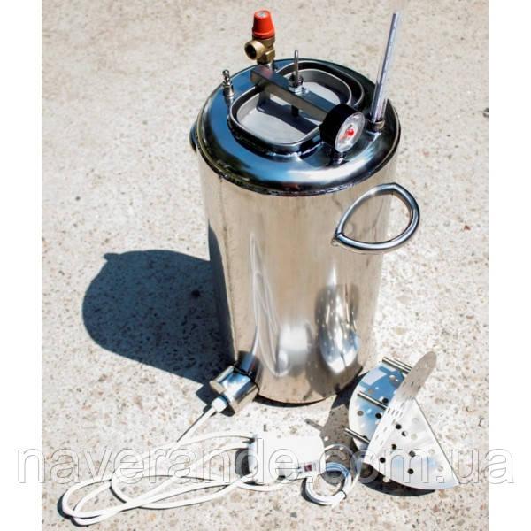 Автоклав бытовой электро Люкс-Эл 14, фото 1